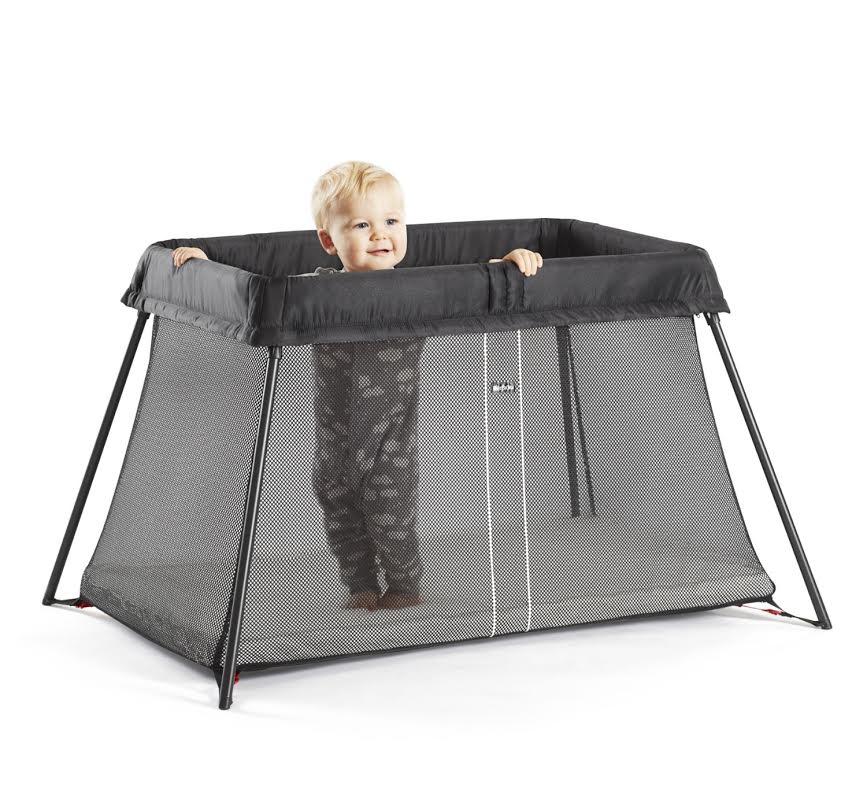 Pr sentation du lit parapluie la marmaille - Rehausseur de lit parapluie ...