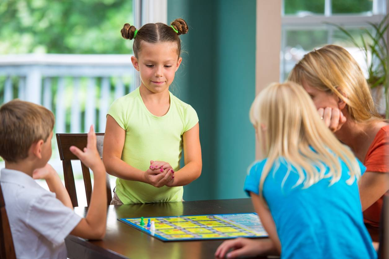 jeu de société enfant